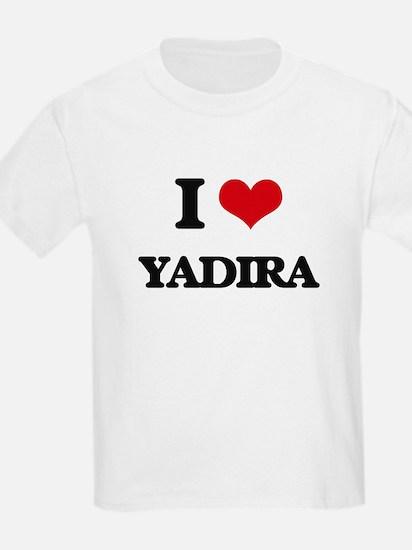 I Love Yadira T-Shirt