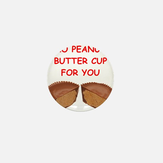 peanut butter cup Mini Button (10 pack)