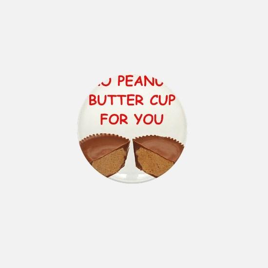 peanut butter cup Mini Button