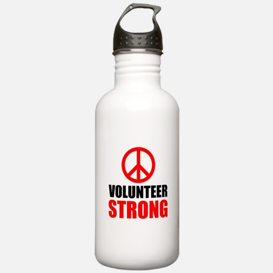 Volunteer Strong Water Bottle