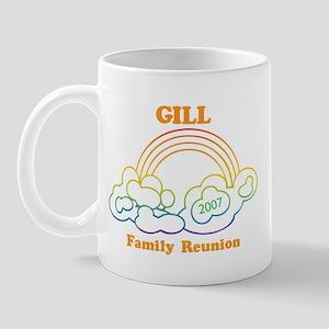 GILL reunion (rainbow) Mug