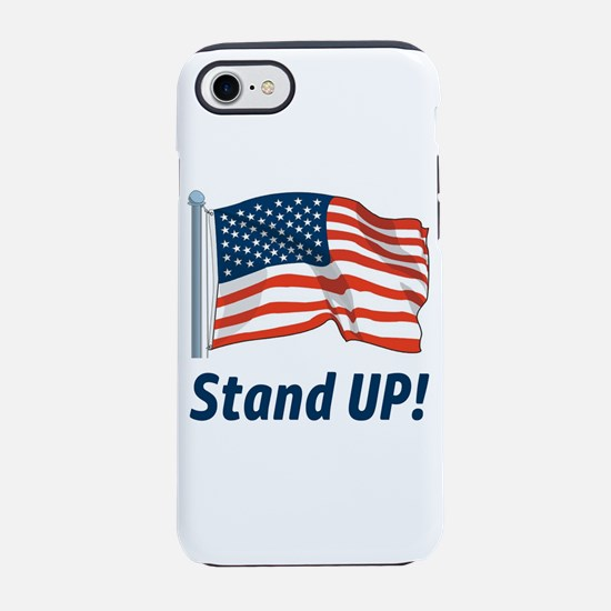 Pro-Football Stand Up! iPhone 7 Tough Case