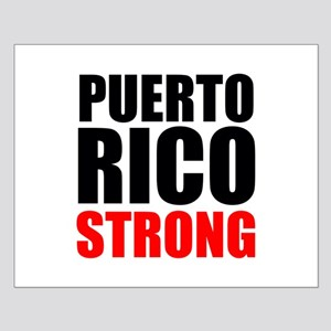 Puerto Rico Strong Posters