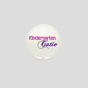 Kindergarten Cutie Mini Button