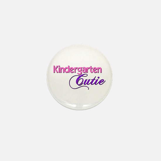 Kindergarten Cutie Mini Button