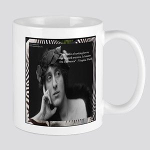 Virginia Woolf & Writing Quote Mugs