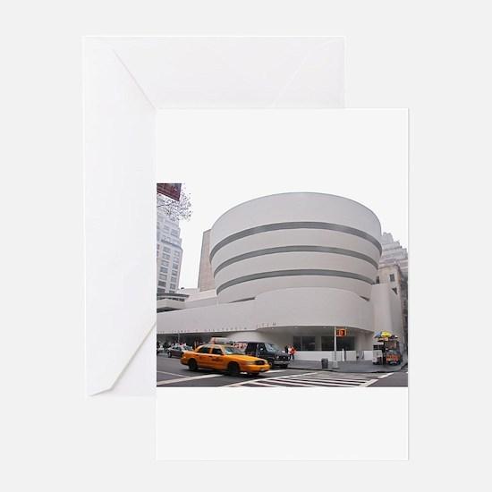 Guggenheim Museum: NYC Greeting Cards