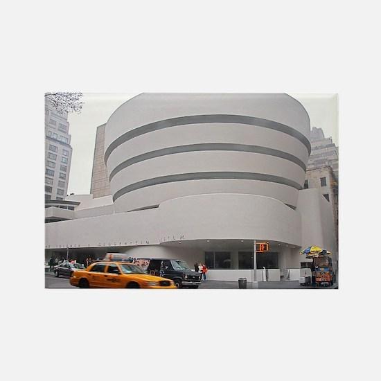 Guggenheim Museum: NYC Magnets