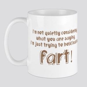 Fart Mug Mugs
