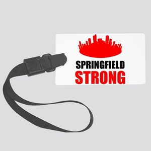 Springfield Strong Luggage Tag