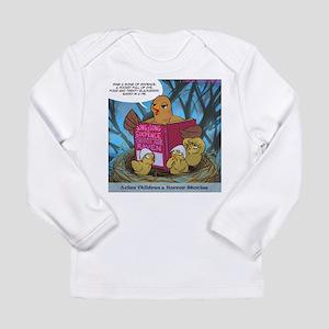4 & 20 Blackbirds Funny Long Sleeve Infant T-Shirt
