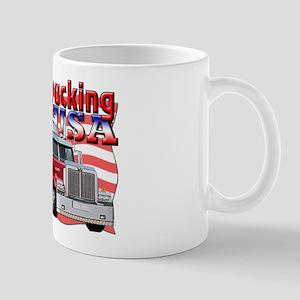 Trucking USA Mug