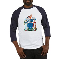 Victoria Coat of Arms Baseball Jersey