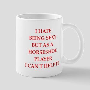 horseshoes Mug