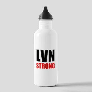 LVN Strong Water Bottle