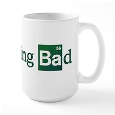 Breaking Bad Logo Large Mug