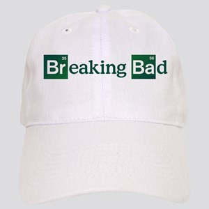 Breaking Bad Logo Cap