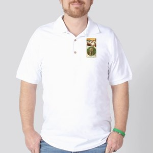 Cervus Megaceras Golf Shirt