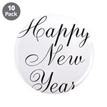 Happy New Year Black Script 3.5