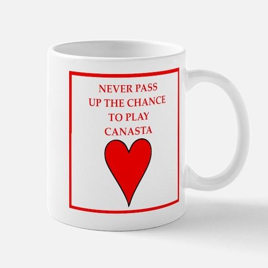 canasta Mug