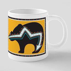 Indian Bear Mugs