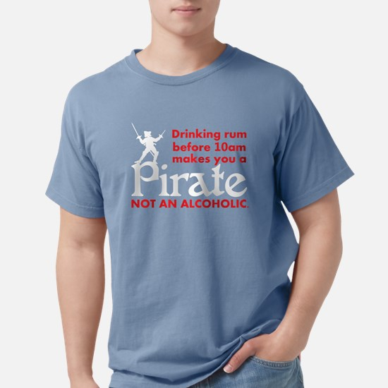 Pirate Drinking Humor T-Shirt