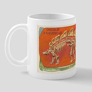 Stegosaurus Angulatus Mug