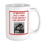 tennis Large Mug