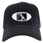 tennis Black Cap