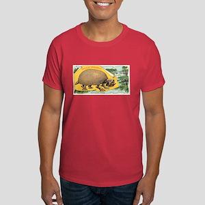 Glyptodon Typus Dark T-Shirt