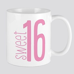 Sweet Sixteen Mugs