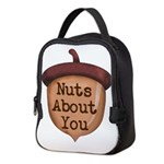 Nuts About You Acorn Neoprene Lunch Bag