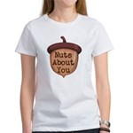 Nuts About You Acorn T-Shirt