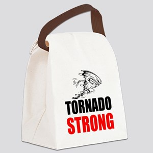 Tornado Strong Canvas Lunch Bag