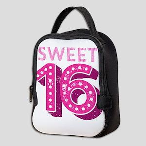 Sweet 16 Neoprene Lunch Bag