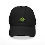 Shamrock Clover Green Baseball Hat