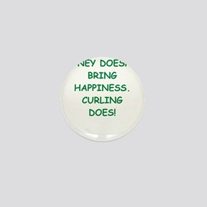 curling Mini Button