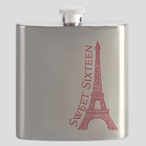 Sweet 16 Flask