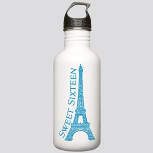 Sweet Sixteen Stainless Water Bottle 1.0L