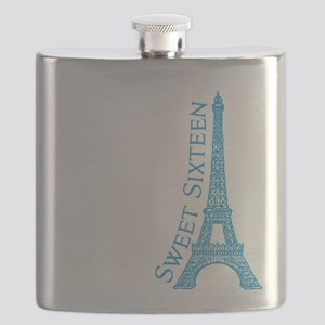 Sweet Sixteen Flask
