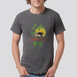 Life's Better In An Rv Mens Comfort Colors T-S