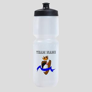 Kingpin Bowling Team Sports Bottle