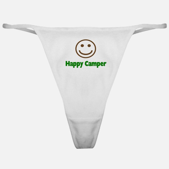 Happy Camper Classic Thong