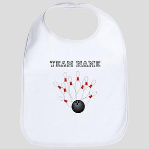 Strike Bowling Team Bib