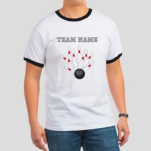 Strike Bowling Team T-Shirt