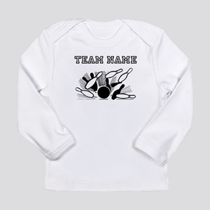 Strike Bowling Team Long Sleeve T-Shirt