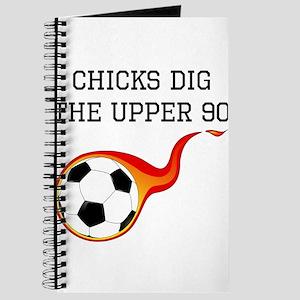 Chicks Dig The Upper 90 Journal