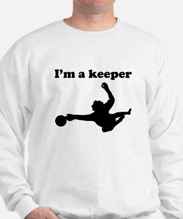 Im A Keeper Jumper