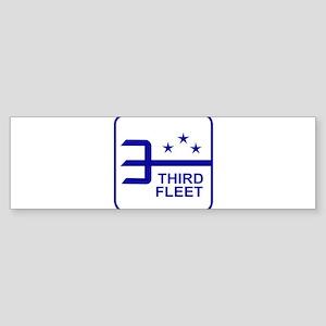 Air Carrier Wing Bumper Sticker