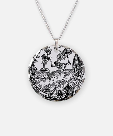 Danse Macabre Necklace